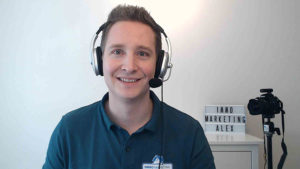 1:1 Telefonat & Coaching mit Alex Stadler