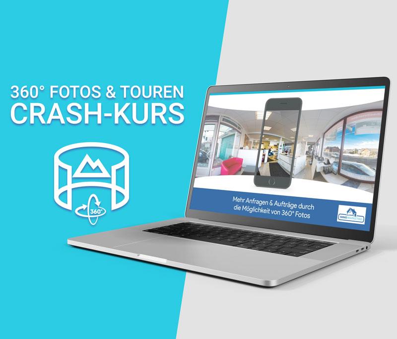 360° Fotos & Touren Crash-Kurs