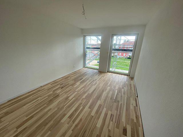 Fix & Flip - Leerstehendes Schlafzimmer einer Wohnimmobilie