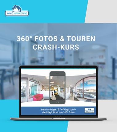 360° Fotos & Touren Online-Kurs