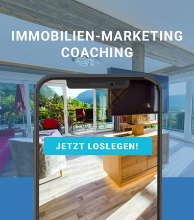 Immobilien Marketing Coaching