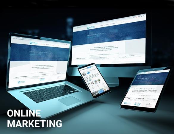 Online-Marketing zur Vermarktung von Immobilien