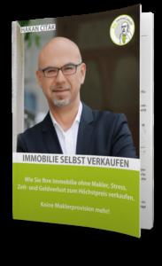 Buch-Cover - Immobilie selbst verkaufen - von Hakan Citak