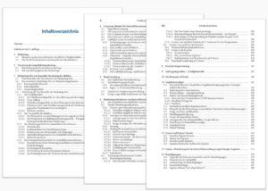 Inhaltsverzeichnis - Professionelles Immobilienmarketing - Stephan Kippes