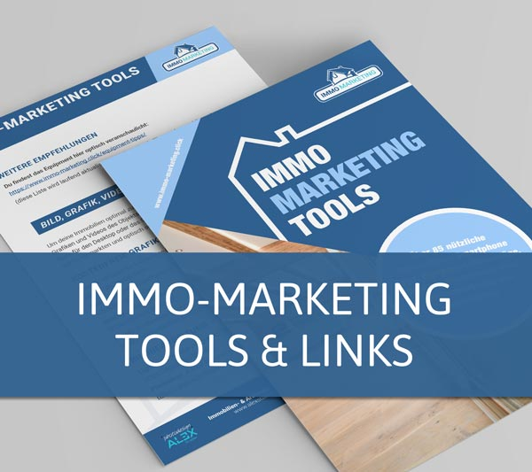 Immo-Marketing Tools & Links