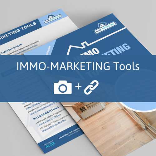 Immo-Marketing Tools und Links