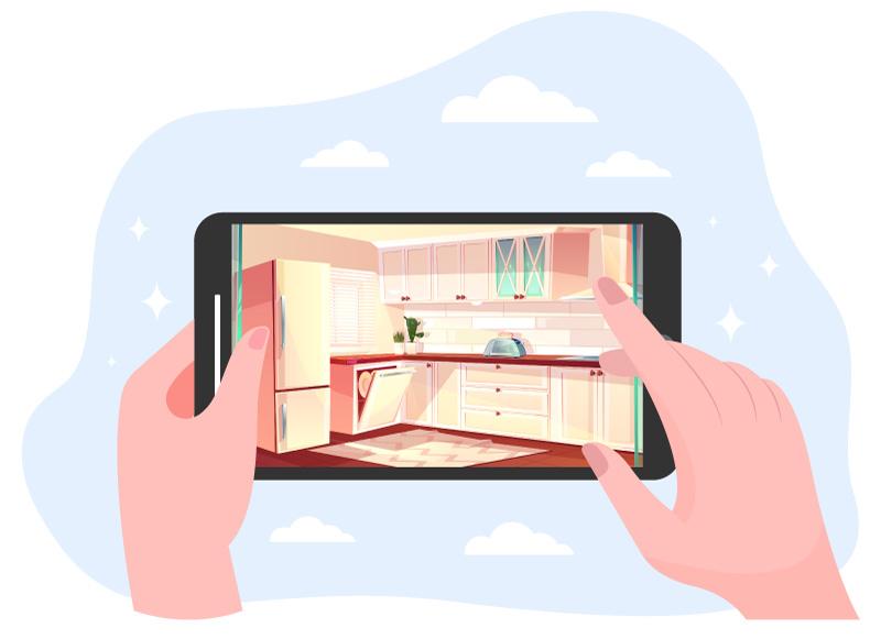 Immobilien filmen mit dem Smartphone
