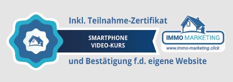 Zertifikat - Smartphone Video