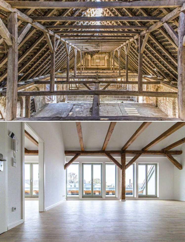 In Denkmalimmobilien investieren und neuen Markt schaffen