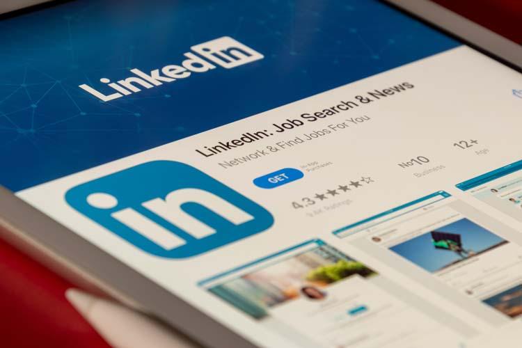 LinkedIn zum Immobilien Online Netzwerken