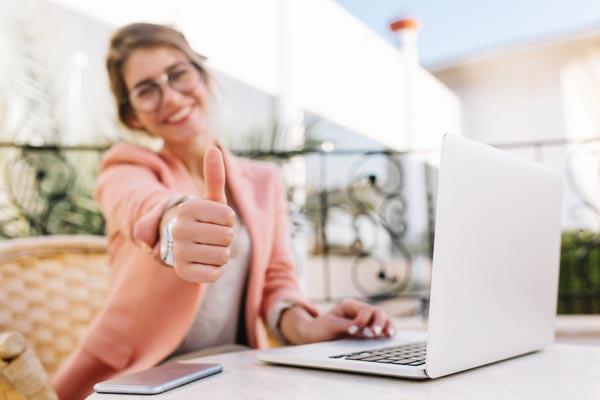 Kundenstimmen und Bewertungen für mehr Erfolg